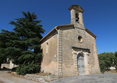 Temple de Souvignargues