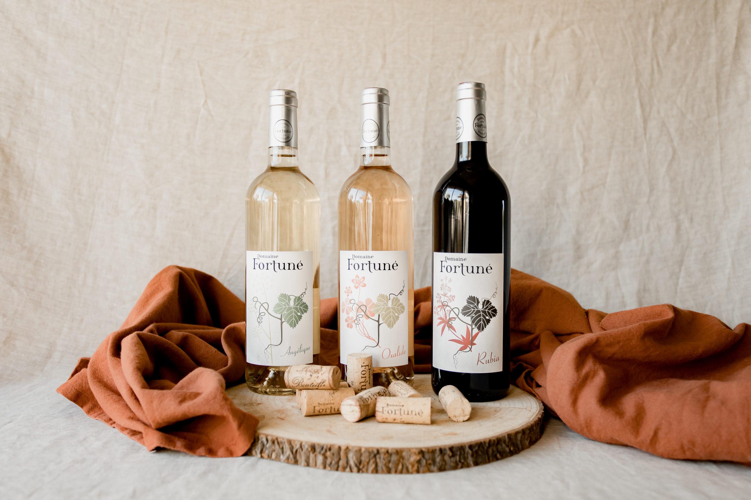 Producteur de vin bio sur le Gard